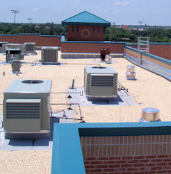 Commercial Roofing Contractor Texas Houston San